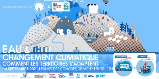 Eau et changement climatique : comment les territoires s'adaptent