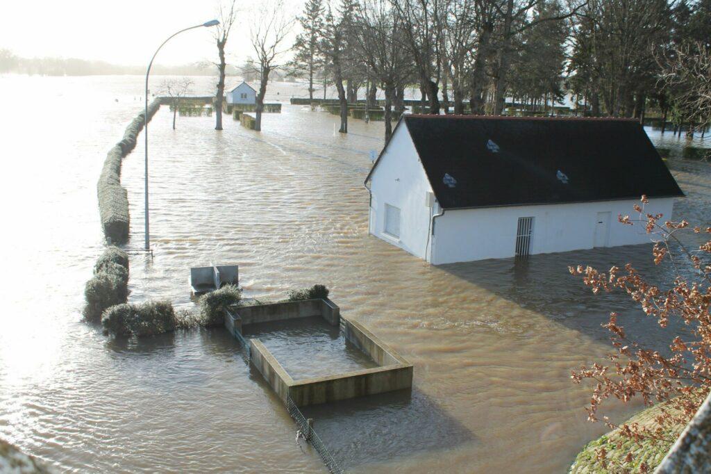 inondation Ille et Vilaine